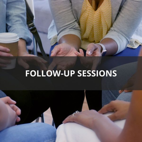 Healing Anger Follow-up Sessions